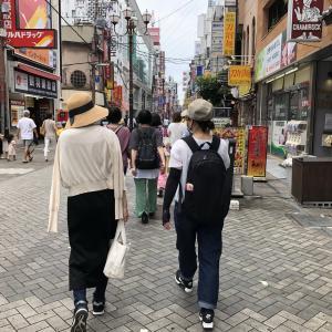 第四回大人の遠足~大阪七福神(前)⑥ グリコの看板でこれ!