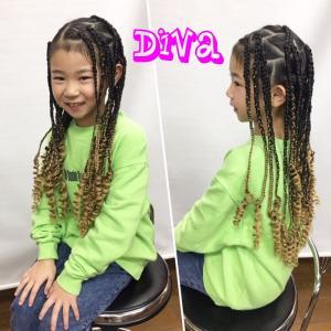 お姉ちゃん☆ブレイズヘアです♪