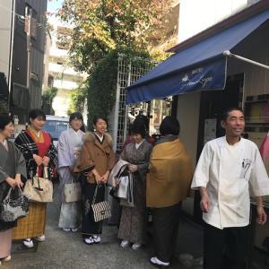 【神戸deきもの】着物de収穫祭 ビストロ・トナリャオさんの会