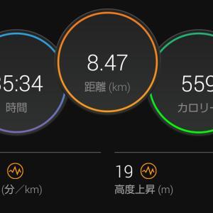 ランナーたるサブ50 Ver.2021-1