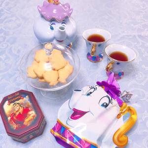 リセットする紅茶