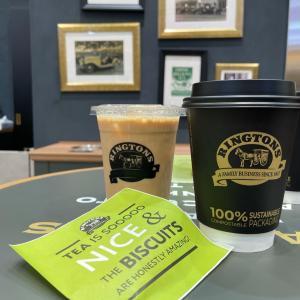 【リントンズ】イギリス老舗の紅茶店が日本初、大阪にOpenしました!