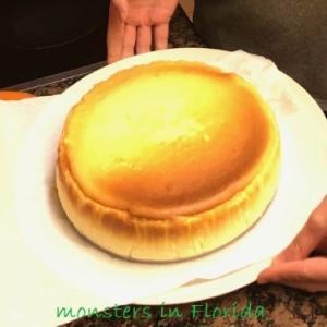 ニコのチーズケーキ