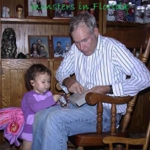 おじいちゃんからニコへ