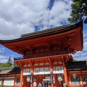 9月の連休は、神社巡り。