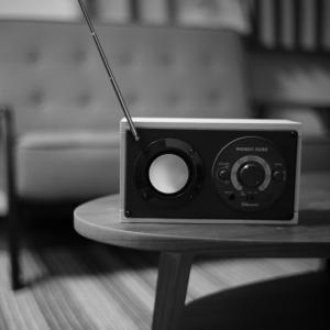 ラジオの時間