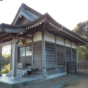 熊野神社 その5(千葉県市原市小田部)