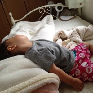 寝起きが可愛すぎる!