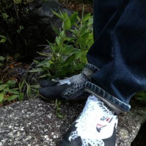 忍者ブーツ