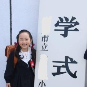 受け継がれる服 〜入学式のワンピース〜