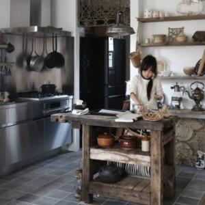 Rukoさんの家づくり  〜新しいけど古いものありな キッチンラボ〜