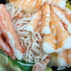 『シーずん 丼丸』の海鮮丼♪