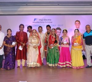 Kathak performance @FEI 3rd Coming of Age Day