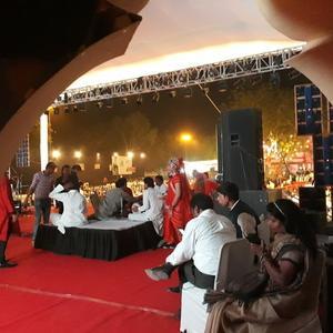 Qawwali Kathak @Taj Mahotsav in Agra