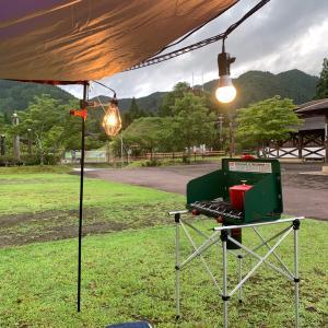 キャンプ〜夜〜