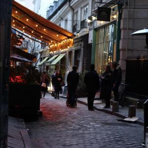 Paris花修行2020~街歩きツアー・パリジェンヌコース