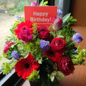 花の便りで元気を贈る