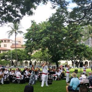 ハワイも早朝から恐ろしい空に!皆様の無事を心から祈っております…&ハワイ5-O好きの方へのツアー