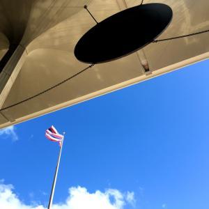 ハワイ州庁舎の秘密&Hawaii Five-O好きな方々が喜ぶ場所ばかりを偶然歩いているツアー♪
