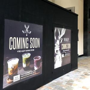 アラモアナセンター・新店舗はもしかして?&駐車場、停めるスペースはここ&食べ物を出してくれるR2