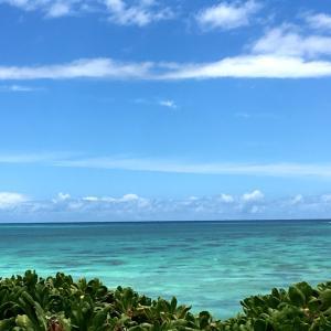 同じ海の写真ですが&3日連続で3人の新規感染者が確認されたオアフ島&卒業式に必要な物