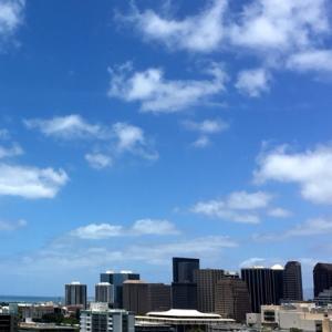 台風ダグラス、その後&日本側が日本―ハワイ観光再開を検討中とのニュースを…