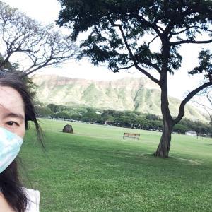 とても有名になったベンチの今&ハワイの高校生の宿題が…&カピオラニ・パークの様子
