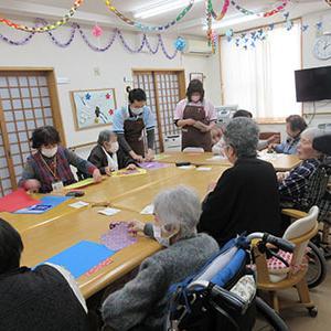 折り紙教室を開催!!