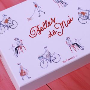「Belles de Mai」がテーマ。My Little Box 5月