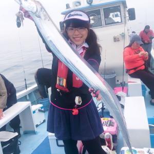 船タチ開幕戦釣果@湊丸bay
