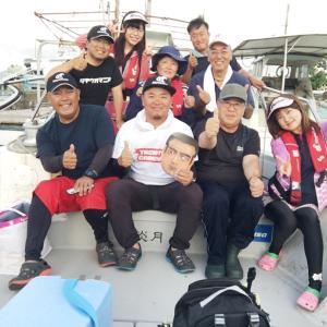 鹿児島遠征@タチウオマニアツアー