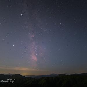 札幌星景写真