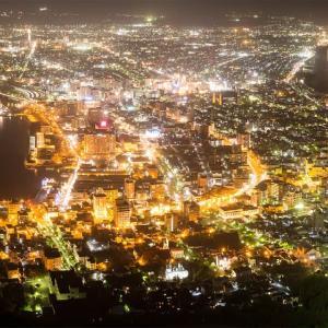函館山夜景パノラマ