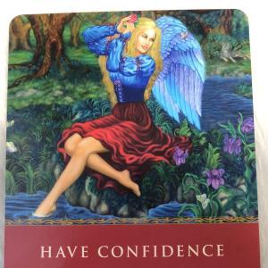 そう、その調子、そのまま一歩前に進む勇気を持って!~ HAVE CONFIDENCE ~