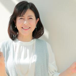 元気に明るく!岡江久美子さん、ありがとう♪
