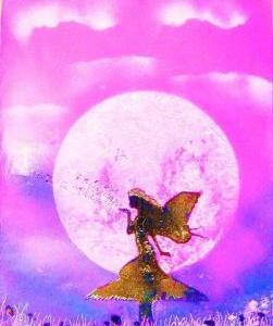 スーパー・ピンク・ムーンの女神アバンダンティア満月遠隔ヒーリング~てんびん座