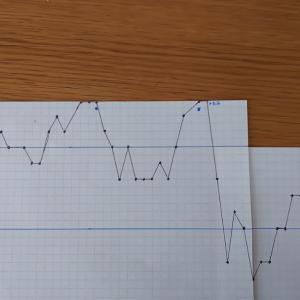 【2ヶ月の体重グラフ】女の体の不思議