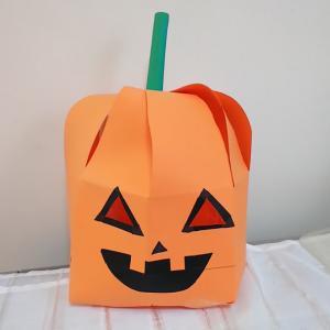 【ハロウィン仮装】かぼちゃマスクの作り方