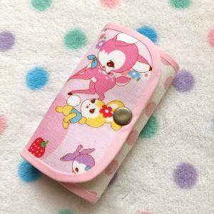 レトロ❤︎ バンビと水玉 ピンクシリーズ
