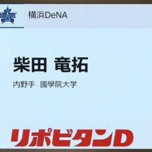DeNAのドラ1←即戦力 ドラ2←イケメン ドラ3←これ