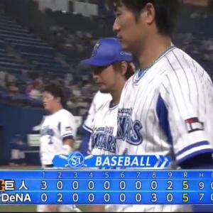 今年の横浜DeNAベイスターズの試合見てて感じることで打線組んだ