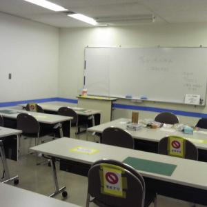 下半期スタート!NHK文化センター名古屋教室『消しゴムはんこの世界』