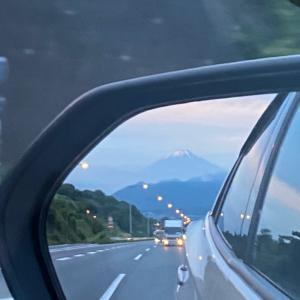 片道切符で富士山のふもとへ