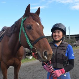 JRA競馬学校 厩務員課程合格!バジガク競走馬も1着でお祝い!!in東関東馬事