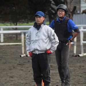 『人の仕事』と『馬の仕事』を考えながら行う騎乗とは?in東関東馬事