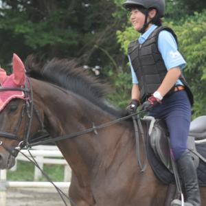 馬の学校 馬事学院で、1人1人に沿った乗馬指導!!