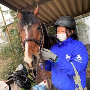 高校生・専門生がC級騎乗者資格試験に挑戦しました!in馬事学院(バジガク)