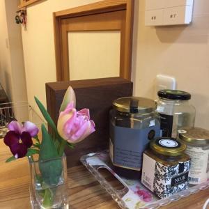 【お客様の声】花を飾れるキッチン