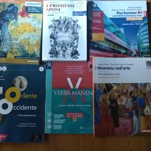 教科書購入。