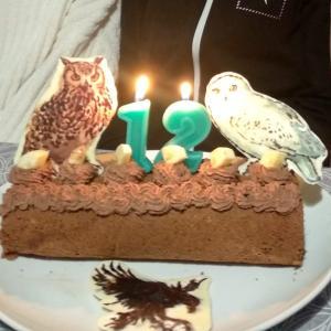 初めてのロールケーキ